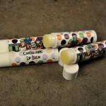 Cantaloupe Flavored Lip Balm.
