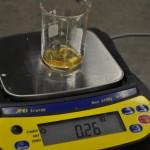 Measuring Honey