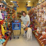 OchoBa helps select the best toys. Durability is a must!