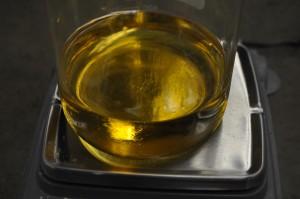 Adding Vitamin E and Flavor Oil