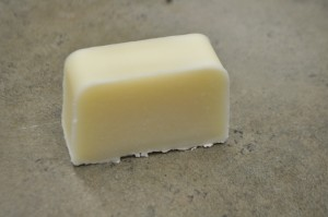 Finished Soap