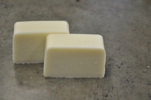 Finished Soap with Jojoba Oil