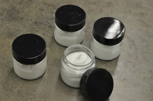 Lighthouse scented Lotion Jars