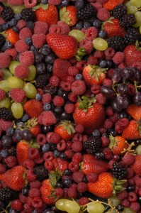 It's the year of the berry!