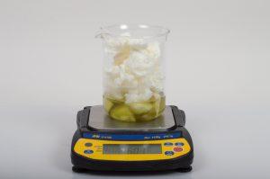 Weighing Oils