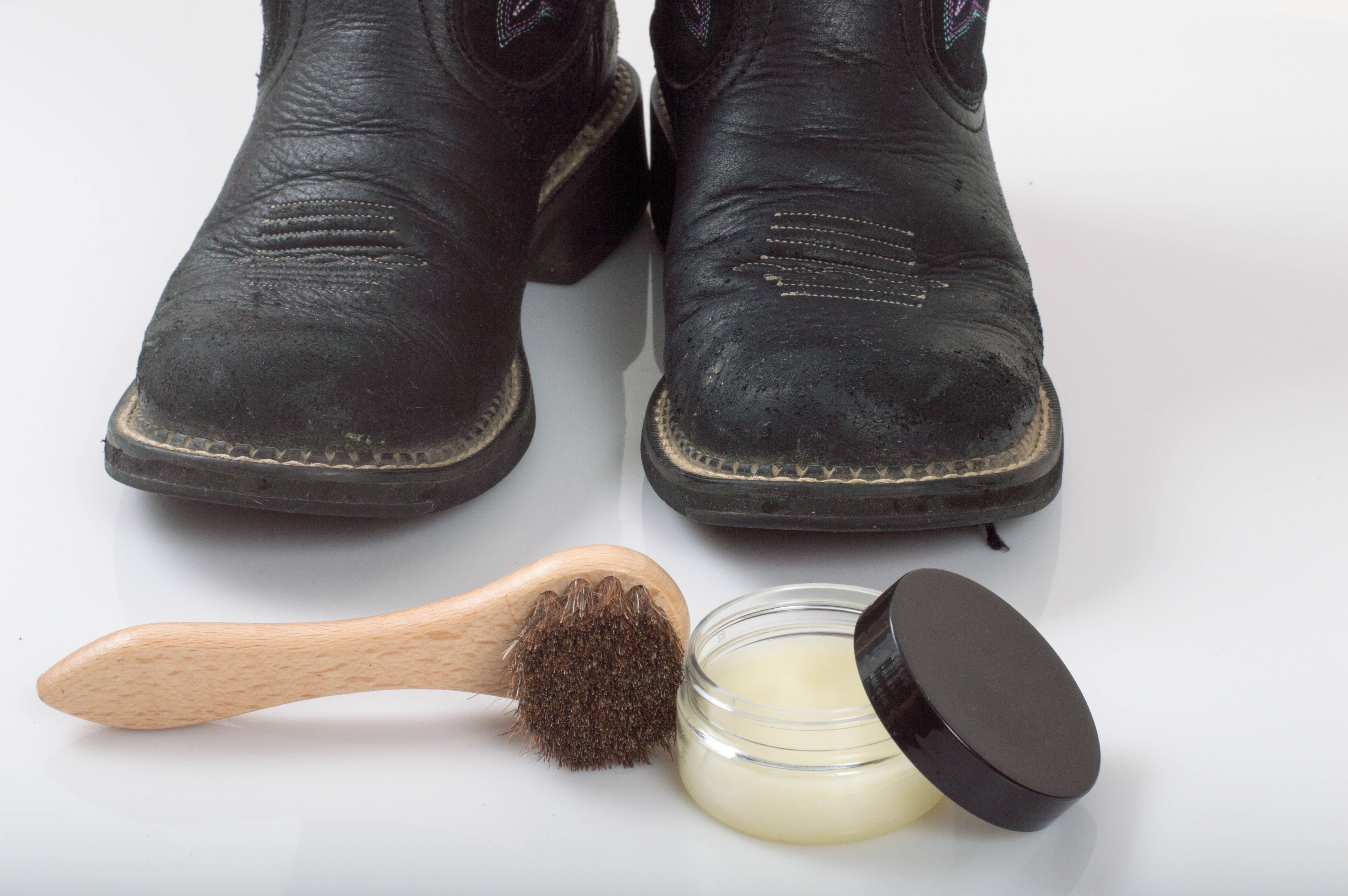 leather boot and conditioner adventures with the
