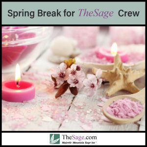 Some of us will have a spa day during our Spring Break!