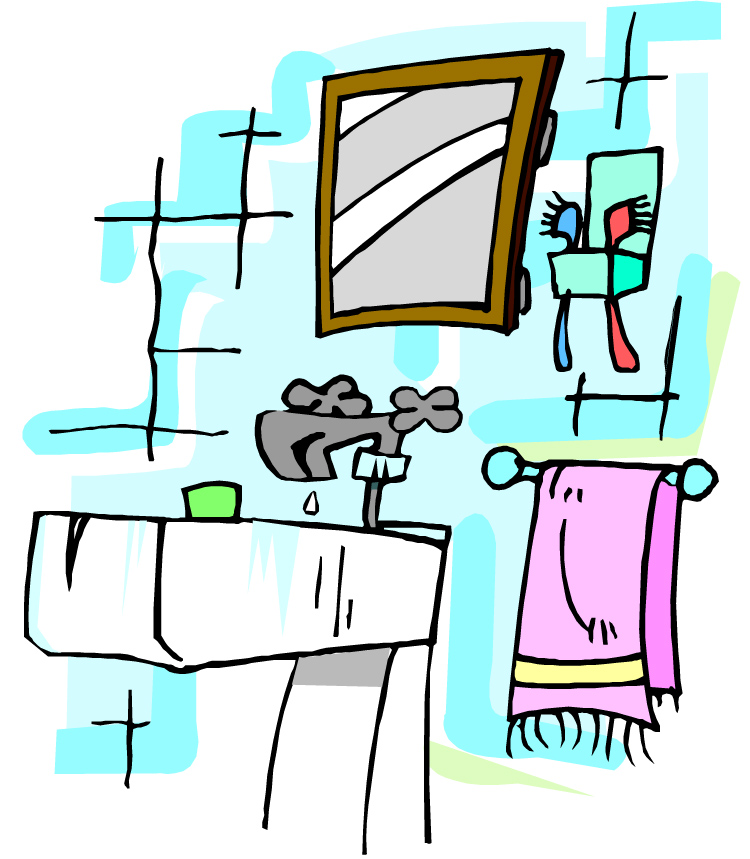 Bathroom Clip Art Free: Making Your Own Cleaning Supplies