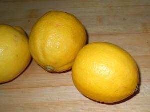 When life hands you lemons....