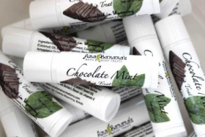 Chocolate Mint Lip Treats