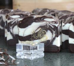 Chocolate Sandalwood Soap