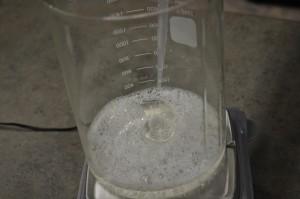 Adding Peppermint Essential Oil