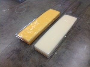 Finished Soap in Clamshell