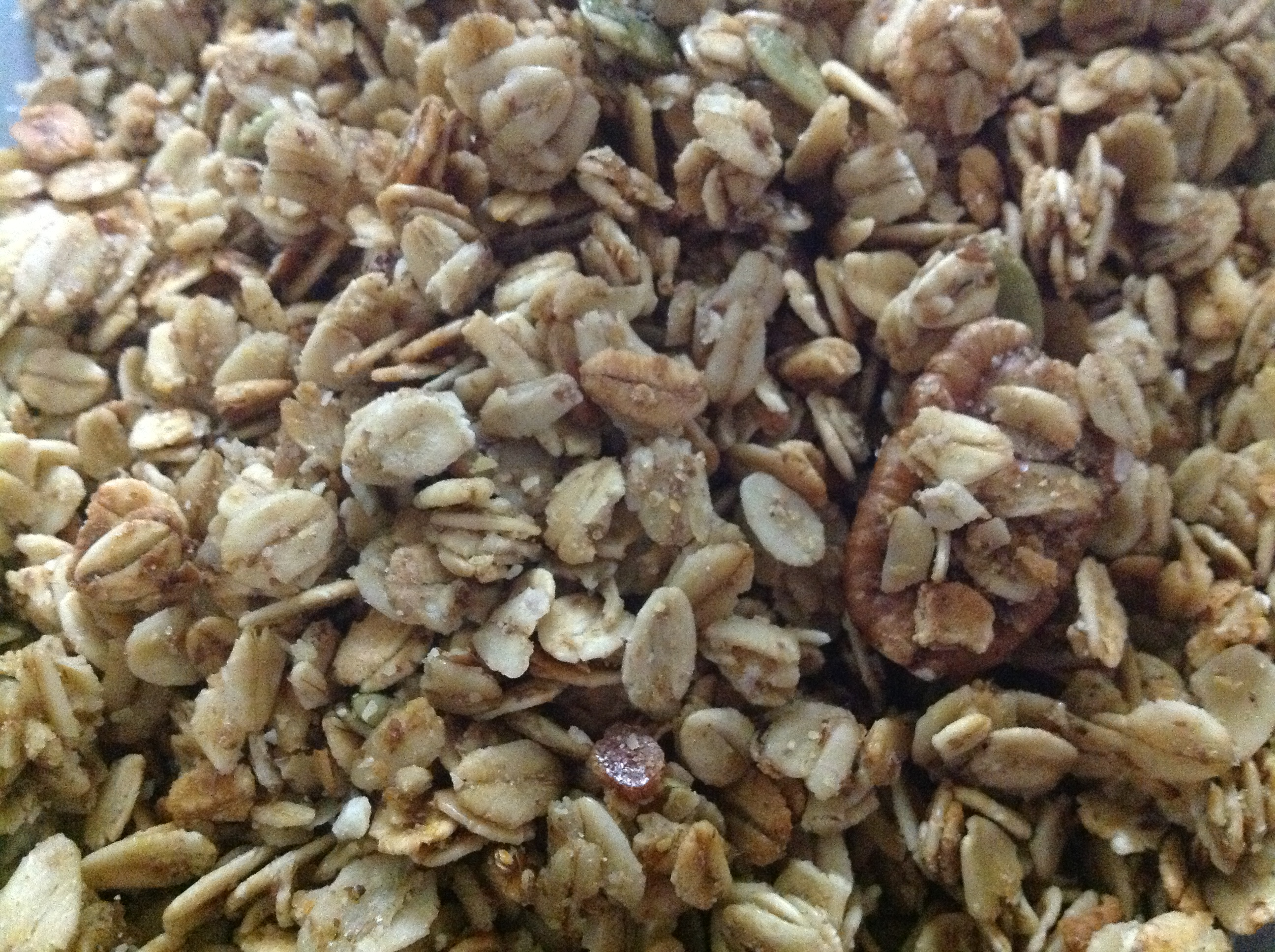 ... Products – Cherry Pecan Granola – Adventures With The Sage