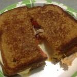 Sandwich ready to eat
