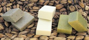 Soaps for men from Bluebonnet Soaps N' Such.
