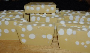 Hot Buttered Popcorn Soap