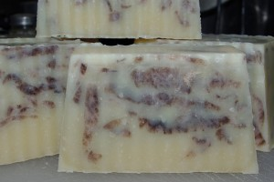 Nutty As A Fruitcake Soap